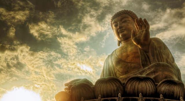Geschichte Wissensfrage: In welchem Alter starb Buddha?