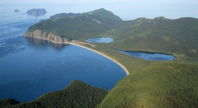 Geographie Wissensfrage: In welchem Land liegen die Schantar-Inseln?
