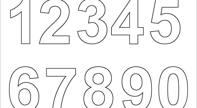 """Історія Запитання-цікавинка: З якої мови було запозичено звичне нам слово """"цифра""""?"""
