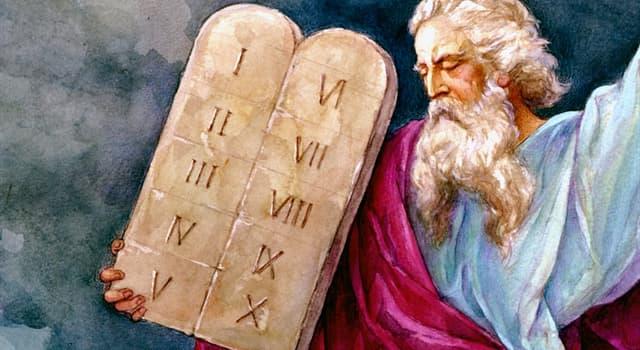 Культура Запитання-цікавинка: Як звуть основоположника іудаїзму?