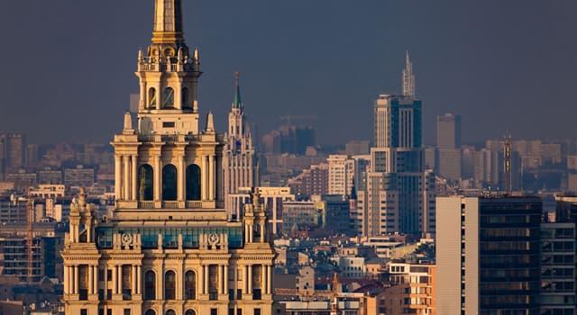 Культура Запитання-цікавинка: Яке народне прізвисько не відноситься до Москви?