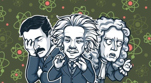 """Наука Запитання-цікавинка: Хто відомий як """"батько"""" ядерної фізики?"""