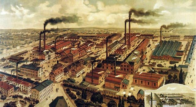 Geschichte Wissensfrage: Wer gilt als Begründer der Textilgroßindustrie?