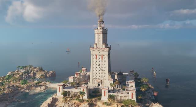 Історія Запитання-цікавинка: У чому було призначення Олександрійського маяка?