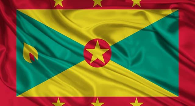 Geographie Wissensfrage: Was ist die Hauptstadt von Grenada?