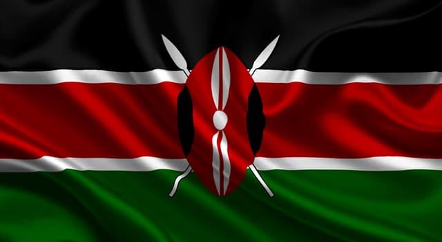 Geographie Wissensfrage: Was ist die Hauptstadt von Kenia?