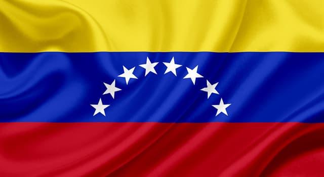 Geographie Wissensfrage: Was ist die Hauptstadt von Venezuela?