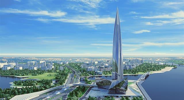 Gesellschaft Wissensfrage: Welches Gebäude ist das höchste in Russland?
