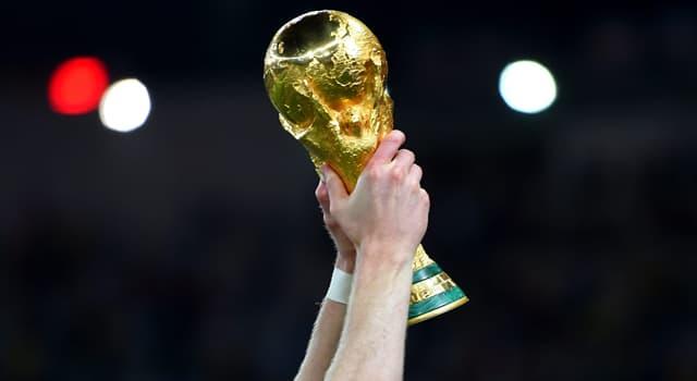 Sport Wissensfrage: Wer gewann die Fußball-Weltmeisterschaft 2018 in Russland?