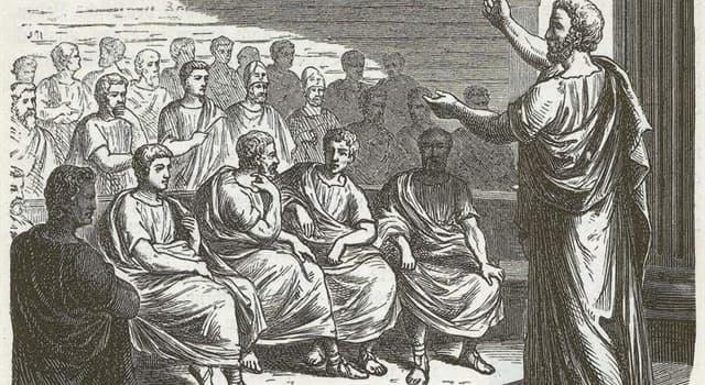 Kultura Pytanie-Ciekawostka: Który z poniższych był znany jako wielki rzymski mówca?