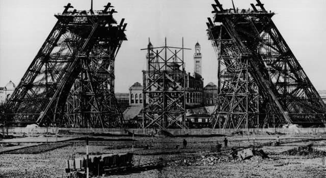 Kultura Pytanie-Ciekawostka: Kto zbudował wieże Eiffla?