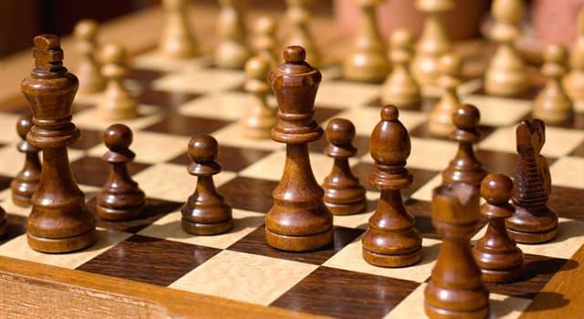 Kultura Pytanie-Ciekawostka: Kto był pierwszym oficjalnym mistrzem świata w szachach?
