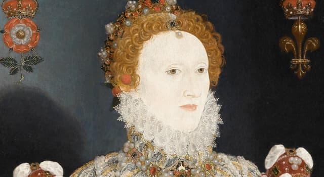 historia Pytanie-Ciekawostka: Kto był matką królowej Elżbiety I?