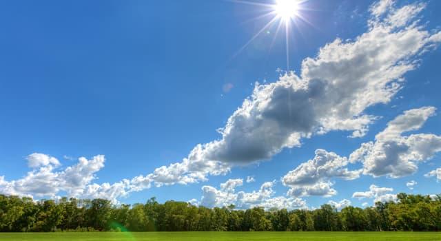 Wissenschaft Wissensfrage: Wie heißt die Wissenschaft vom Wetter?