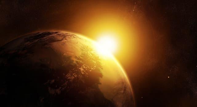 Wissenschaft Wissensfrage: Wie viele Kilometer ist die Sonne von der Erde entfernt?