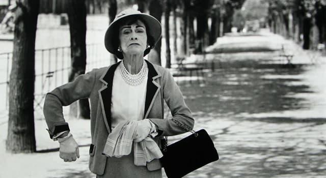 Geschichte Wissensfrage: Wo wurde Coco Chanel geboren?