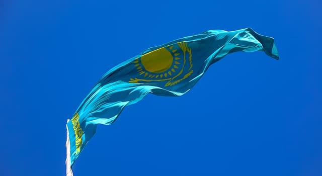 Geographie Wissensfrage: An wie viele Länder grenzt Kasachstan?