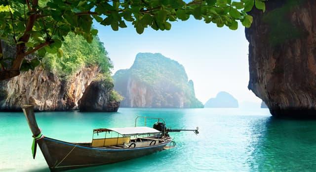 Geographie Wissensfrage: An wie viele Staaten grenzt Thailand?