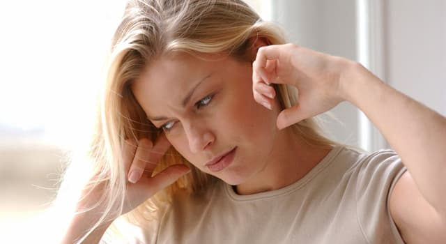 Наука Запитання-цікавинка: Що може бути причиною дзвону у вухах?