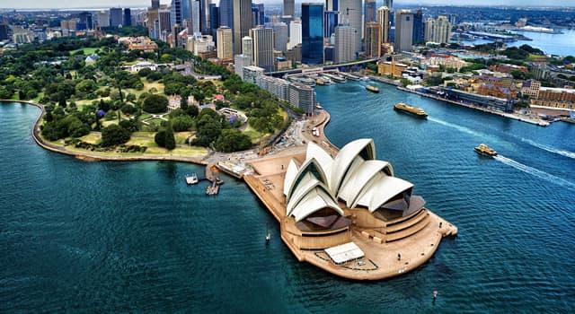 Geographie Wissensfrage: In welchem Monat beginnt der Sommer in Australien?