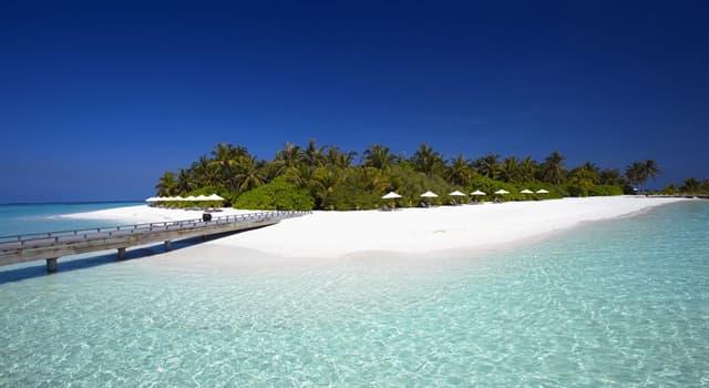 Geographie Wissensfrage: In welchem Ozean liegen die Malediven?
