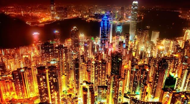 Суспільство Запитання-цікавинка: Яке місто є самим освітленим в світі?