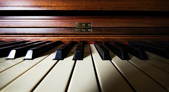 """Історія Запитання-цікавинка: Який музичний інструмент є """"батьком"""" фортепіано?"""