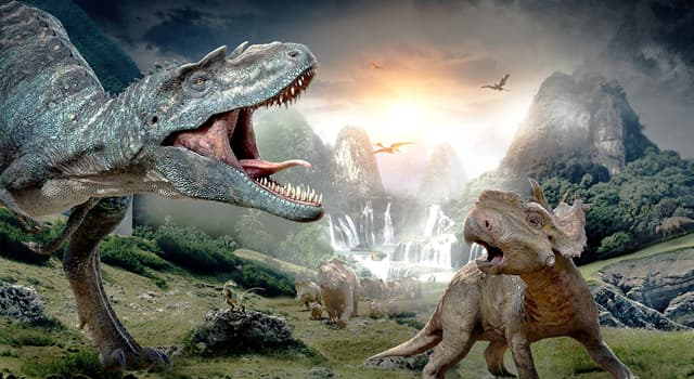 Наука Запитання-цікавинка: Хто були предками динозаврів?