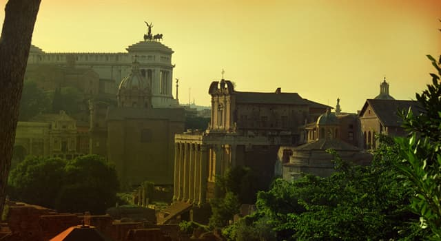 Kultur Wissensfrage: Von wem wurde Rom gegründet?