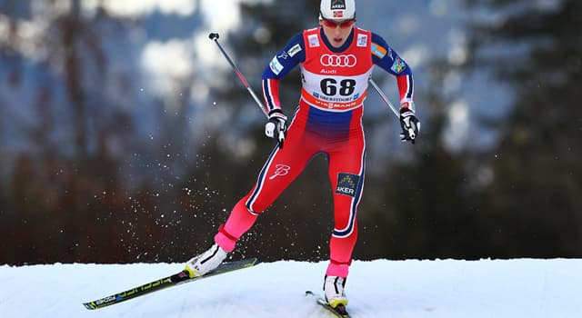 Sport Wissensfrage: Was benutzt man im Biathlon?