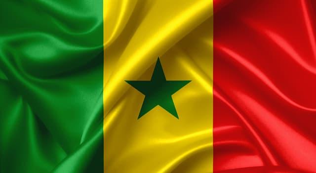 Geographie Wissensfrage: Was ist die Hauptstadt von Senegal?