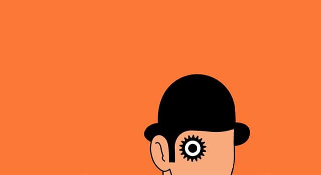 """Film & Fernsehen Wissensfrage: Wer ist der Hauptdarsteller im Film """"Uhrwerk Orange""""?"""
