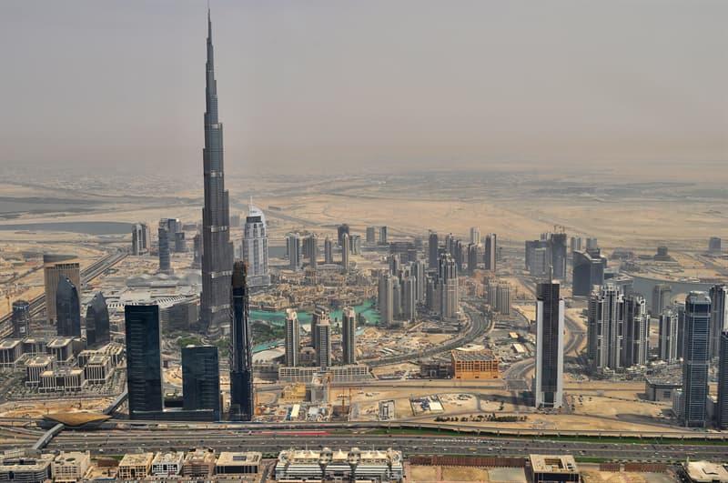 Geografía Pregunta Trivia: ¿Qué es Dubai?