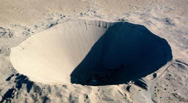 """Наука Запитання-цікавинка: Де знаходиться кратер """"Дарвін""""?"""