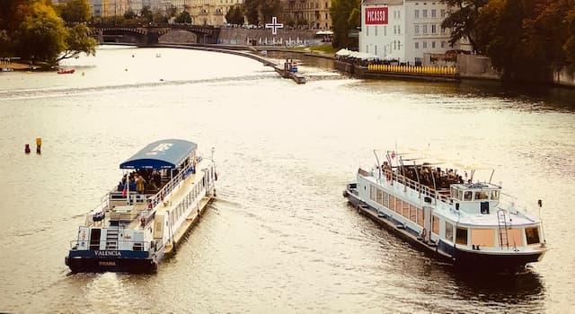 Geografia Pytanie-Ciekawostka: Jest to jedyna rzeka w Europie, która płynie z zachodu na wschód i z północy na południe, jaka?
