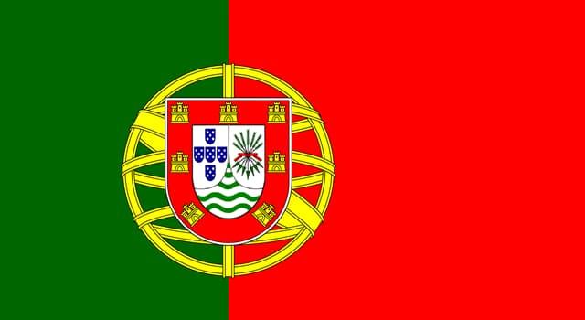 Geographie Wissensfrage: Wie heißt die Hauptstadt von Portugal?