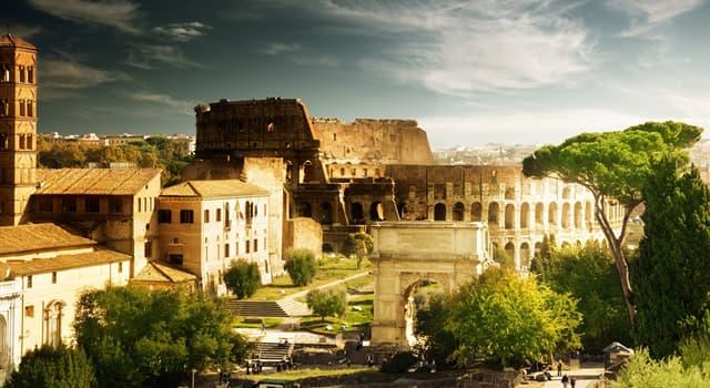 Kultur Wissensfrage: Wie ist der Name des römischen Gottes der Grenzsteine?