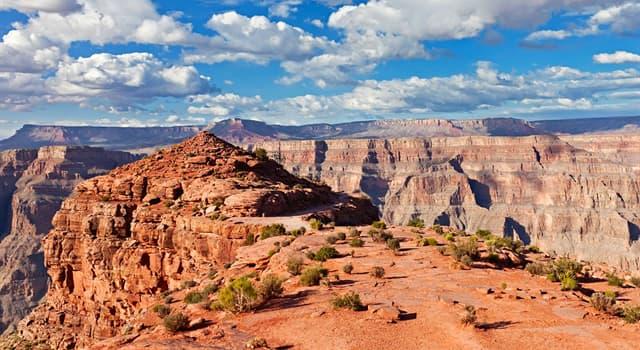 Geographie Wissensfrage: Wo befindet sich der Grand Canyon?