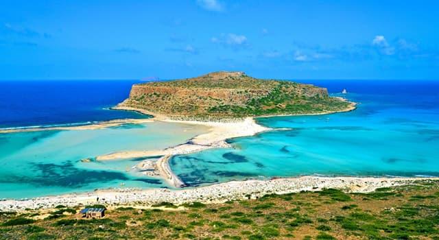 Geographie Wissensfrage: Zu welchem Staat zählt die Insel Kreta?