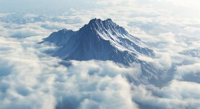 Geografia Pytanie-Ciekawostka: Gdzie znajduje się góra Olimp?