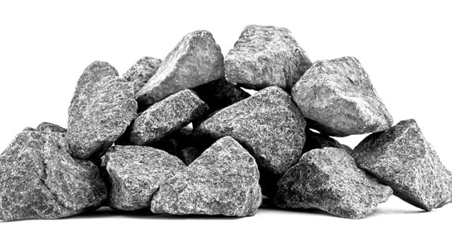 Natur Wissensfrage: Gibt es Steinflüsse?