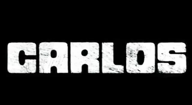 historia Pytanie-Ciekawostka: Jaki był pseudonim nadany Carlosowi (wenezuelskiemu terroryście), który został osądzony w 1997 roku?