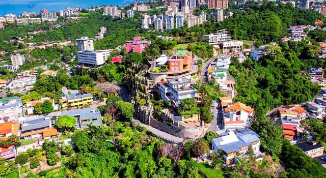 Geografia Pytanie-Ciekawostka: Jakie miasto jest stolicą Wenezueli?