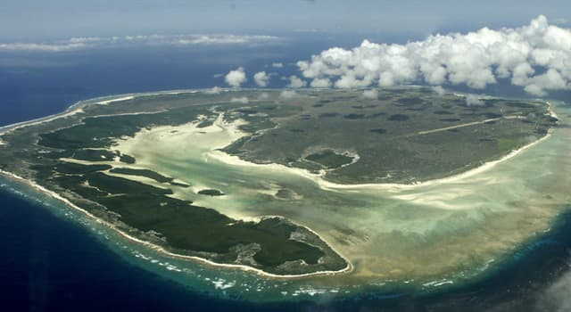 Географія Запитання-цікавинка: Якій державі належить острів Європа?