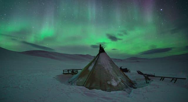 Географія Запитання-цікавинка: Яка приблизна тривалість найдовшою полярної ночі?