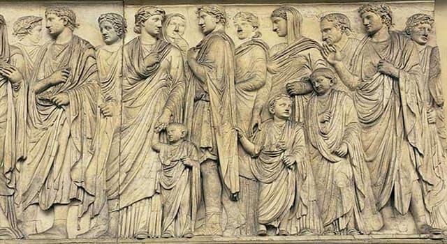 historia Pytanie-Ciekawostka: Kto był pierwszym cesarzem rzymskim, który bardzo promował chrześcijaństwo w starożytnym Rzymie?