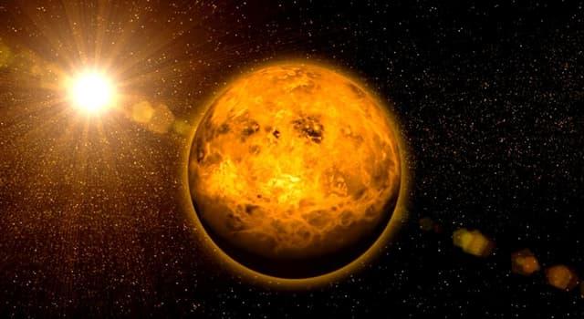Wissenschaft Wissensfrage: Wer entdeckte die Venus-Atmosphäre?