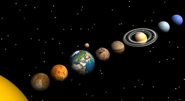 nauka Pytanie-Ciekawostka: Która planeta ma najwyższą górę?