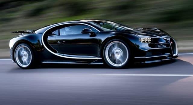 Gesellschaft Wissensfrage: Mit welcher physikalischen Einheit wird die Leistung eines Autos bezeichnet?