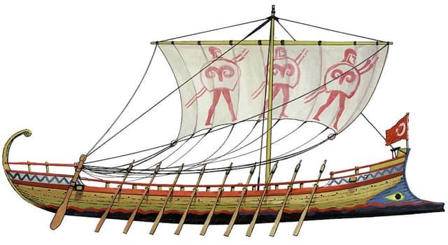 Культура Запитання-цікавинка: На якому кораблі, в давньогрецькій міфології, вирушили учасники походу в Колхіду?